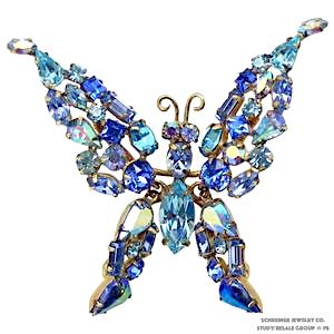 Schreiner Large Pointy Wings jewelry