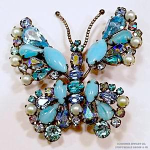 Schreiner Medium Butterfly jewelry